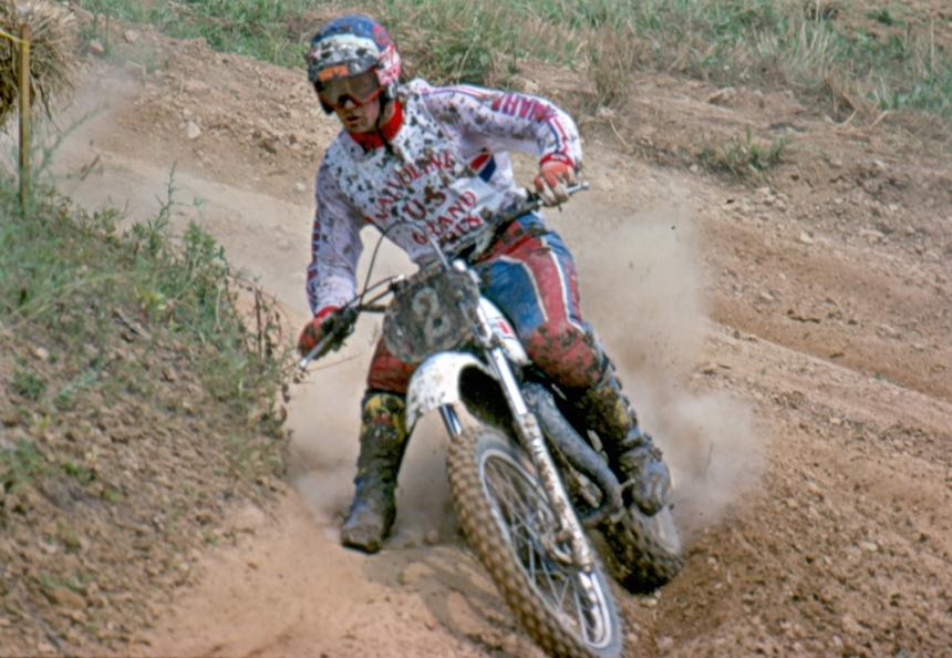 Gerard Rond - Yamaha Motocross - rond-003