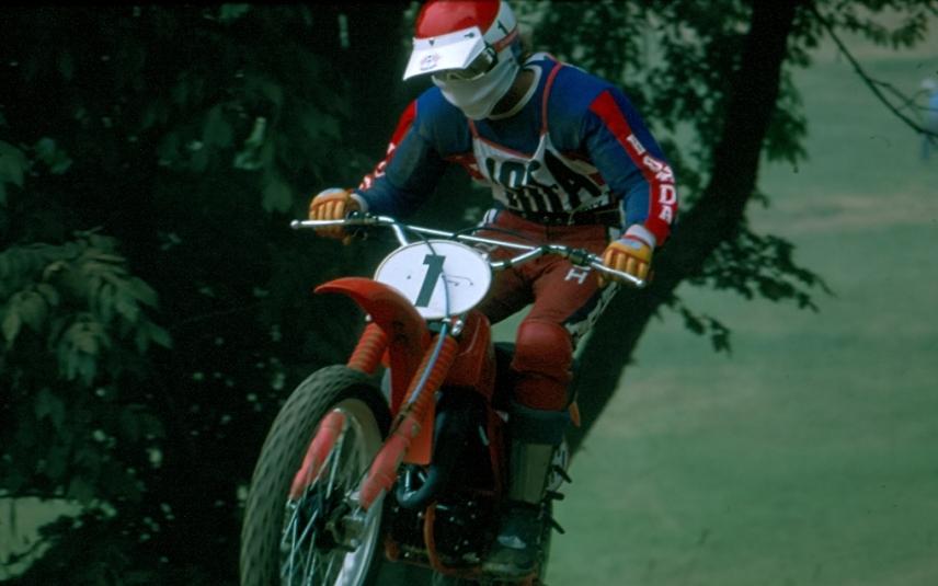 Marty Smith - Honda Motocross - smith-001