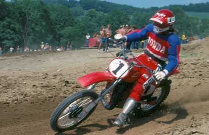 Marty Smith - Honda Motocross - smith-002