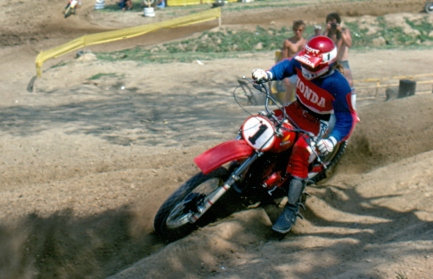 Marty Smith - Honda Motocross - smith-005