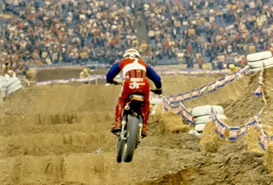 Marty Smith – Motocross   Robert W Price