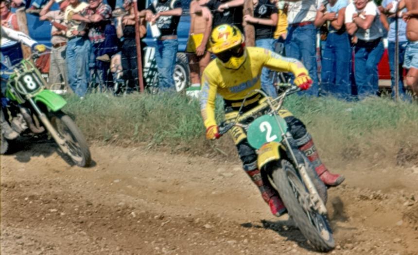 Bob Hannah - Yamaha Motocross - hannah-003