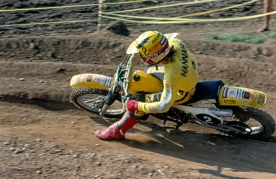 Bob Hannah - Yamaha Motocross - hannah-006