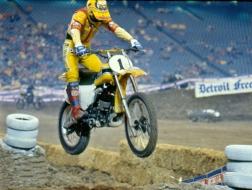 Bob Hannah - Yamaha Motocross - hannah-012