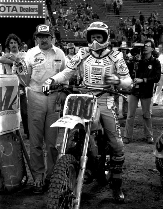 Bob Hannah - Yamaha Motocross - hannah-018