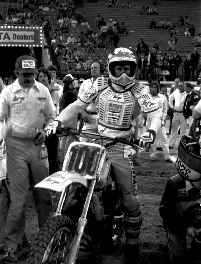 Bob Hannah - Yamaha Motocross - hannah-020