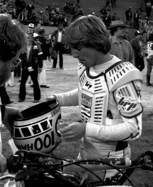 Bob Hannah - Yamaha Motocross - hannah-022