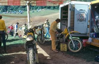 Bob Hannah - Yamaha Motocross - hannah-029
